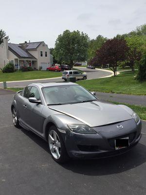 2004 Mazda RX8 for Sale in Gaithersburg, MD