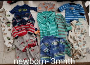 Baby boy bundle for Sale in Rancho Cucamonga, CA