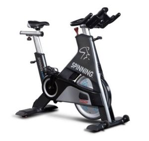 Spinning Star Trac Blade Ion Spin Cycle Bike (Refurbished) includes tablet holder to stream peloton app or spin tv app (Commercial Bike) exercise bike for Sale in Chicago, IL