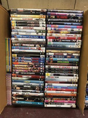 300+ DVD's for Sale in Evansville, IN