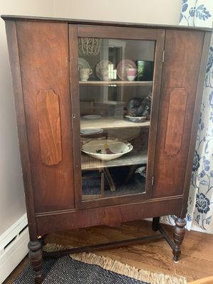 Antique China Cabinet for Sale in Shrewsbury, MA