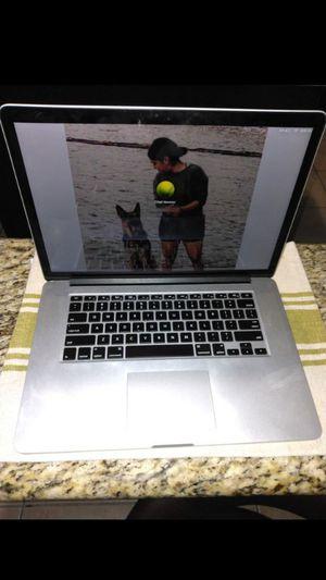 MacBook pro 13, 2016yr, 14inch, 15gig ram SSD for Sale in Culver City, CA