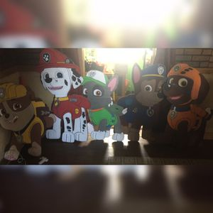 PAW PATROL PARTY STUFF for Sale in Dallas, TX