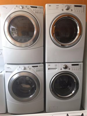 Front load washer and dryer for Sale in Crestwood, IL