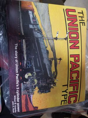 The union pacific type book for Sale in St. Louis, MO