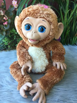 "18"" FurReal Friends Cuddles the Monkey for Sale in Seminole, FL"