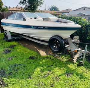 Boat with Trailer & Motor for Sale in Rancho Dominguez, CA