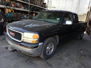 2002 GMC SIERRA PARTING OUT for Sale in Fontana, CA