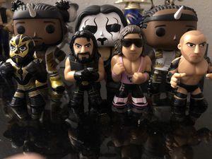 WWE pop vinyl collectables for Sale in Kirkland, WA