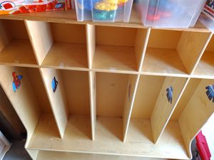 Childcare shelves for Sale in Brentwood, NC