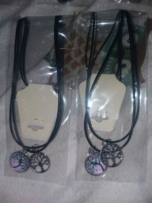 2 SETS OF NECKLACES for Sale in Lakeland, FL