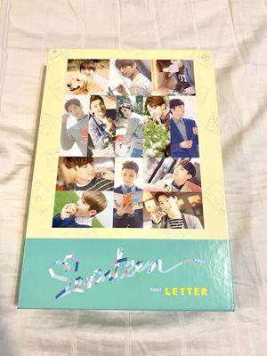 Seventeen - LOVE & LETTER 1st Album Letter Ver. for Sale in La Habra, CA