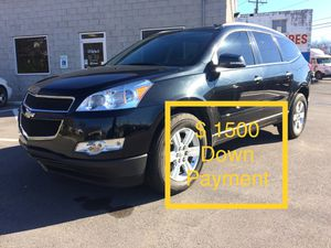 2012 Chevy Traverse $ 1500 Down Payment for Sale in Nashville, TN
