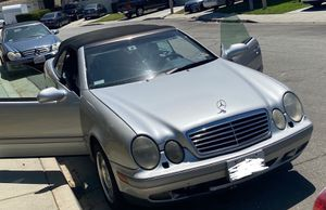 Mercedes Convertible for Sale in Fontana, CA