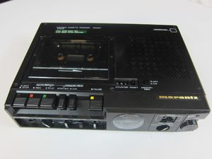 Marantz PMD221 3head portable cassette recorder vintage for Sale in Philadelphia, PA