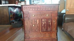 Antique dresser or dishes or something for Sale in Montclair, CA