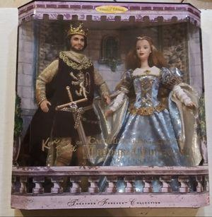 Ken and barbie Camelot dolls for Sale in Phoenix, AZ