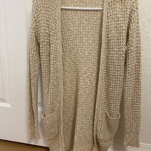 Tan Long Cardigan for Sale in Hollywood, FL