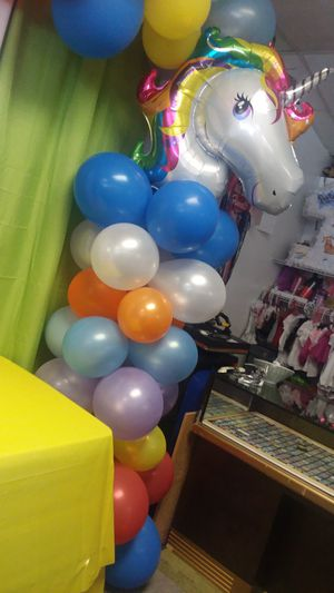Balloon columns $40 each for Sale in Fort Myers, FL