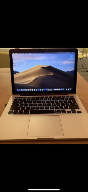 "Macbook Pro 13"" Retina Display 2015 for Sale in Centreville, VA"