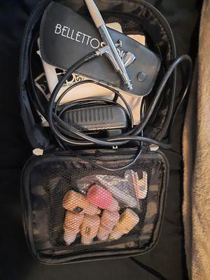 Belletto Studio Air brush system for Sale in Gardner, KS