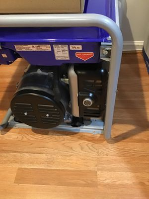 Brand new 7200 watt generator never used for Sale in Washington, DC