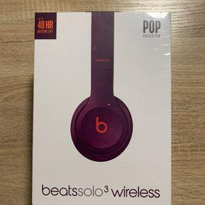 Beatssolo3 Wireless for Sale in Philadelphia, PA
