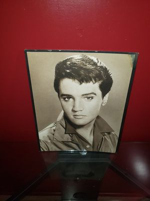 Vintage Elvis Photo for Sale in Detroit, MI