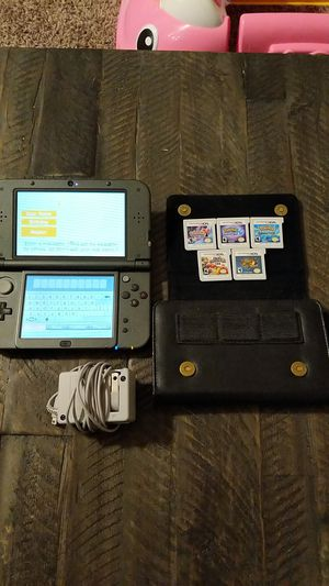 Nintendo 3DS XL Black for Sale in Fort Worth, TX