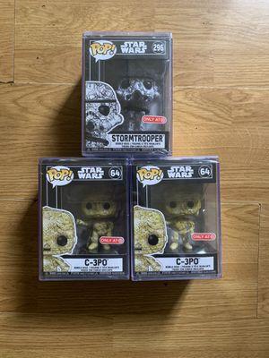 Stormtrooper Funko Pop Futura for Sale in Los Angeles, CA