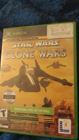 Xbox classic game for Sale in Las Vegas, NV