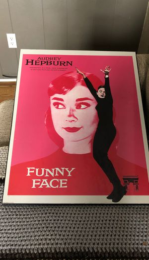 Audrey Hepburn picture for Sale in Troy, MI