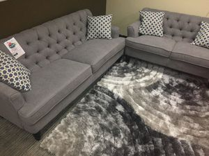 Very nice sofa and love seat for Sale in Dallas, TX