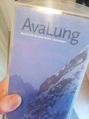 Avalung avalanche breathing device for Sale in Twin Lakes, ID