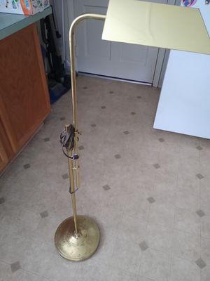 Brass Floor Lamp for Sale in Orlando, FL