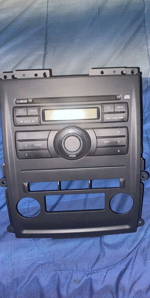 Nissan Frontier Audio Equipment Radio Receiver Am-fm-stereo-cd Fits 09-12 FRONTIER for Sale in League City, TX