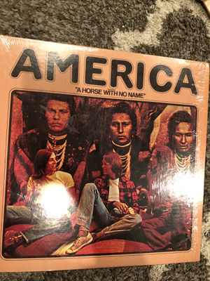 America a horse with no name vinyl for Sale in King of Prussia, PA