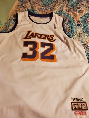 Magic Johnson jersey for Sale in Paramount, CA