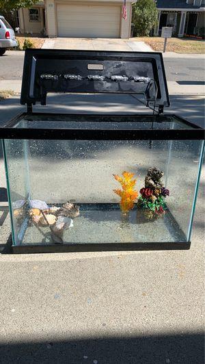 40 Gallon Aquarium for Sale in Antelope, CA