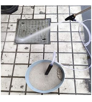 """Pressure Washer DIY Wet Sand Blaster Kit with 1/4"""" Quick Release Plug for Sale in North Las Vegas, NV"""