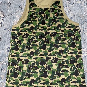 Bape Tank Top Sz Large for Sale in Fort Washington, MD