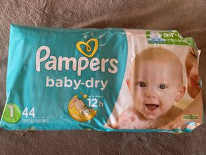 NEW Pampers baby dry for Sale in Norwalk, CA