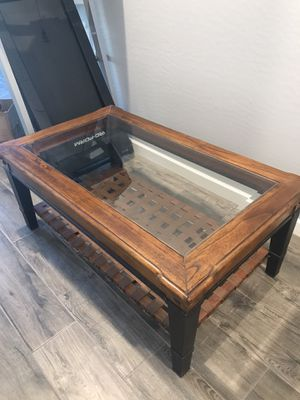 2 tables. One coffee table and a sofa table. for Sale in Phoenix, AZ