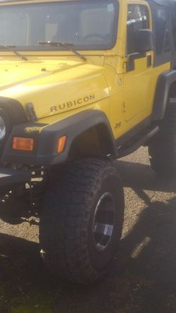 2006 Jeep Wrangler Rubicon for Sale in Portland,  OR
