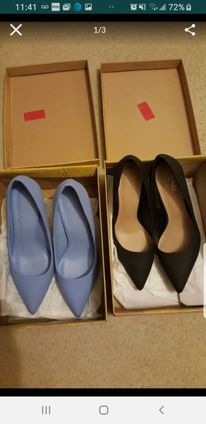 Heel pumps size 8 for Sale in Alexandria, VA