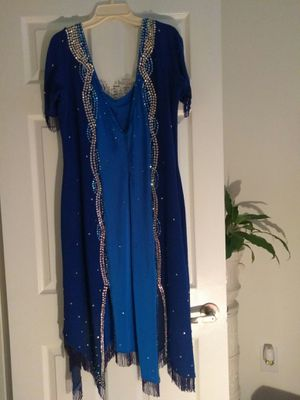 Dark and light blue dress for Sale in Germantown, MD