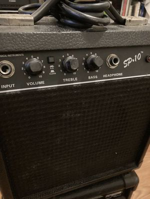 Fender Amp for Sale in Los Angeles, CA