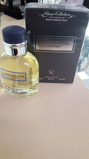 100ml Classic signature for men for Sale in Smyrna, TN
