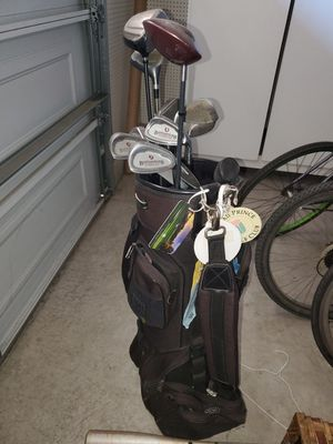 Battle Sticks Golf Clubs for Sale in Rancho Cucamonga, CA