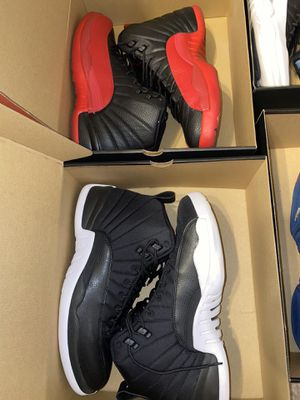 Jordan Retro 12s-all of them are size 14 $150 each for Sale in Prairieville, LA